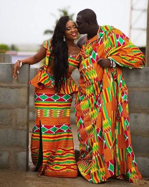 Gorgeous Ghanaian Couple
