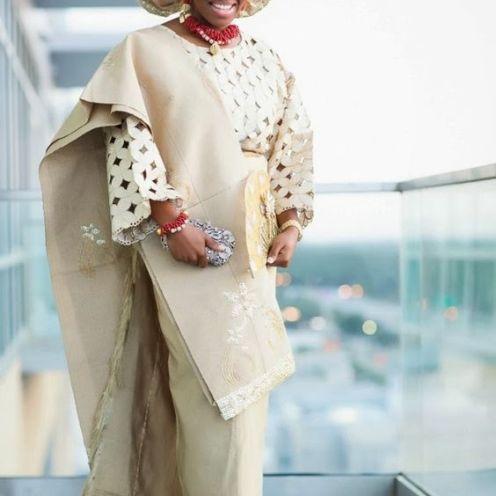 Elegant Nigerian Bride