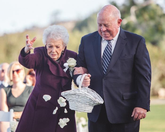 grandma-flower-girl-aisle